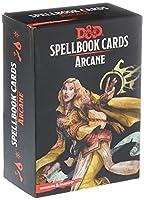 Dungeons & Dragons - Spellbook Cards: Arcane (257 cards) [並行輸入品]