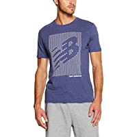 New Balance Men's Heather Tech Short Sleeve Graphic Shirt
