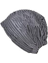 (カジュアルボックス)CasualBox クラッシュ ライト ルーズワッチ フリーサイズ 夏 サマーニット帽 帽子 大きいサイズcharm チャーム