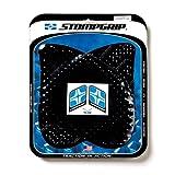 STOMPGRIP(ストンプグリップ) トラクションパッド タンクキット VOLCANO ブラック GSX1300R HAYABUSA[ハヤブサ] (02-12) 55-4009B