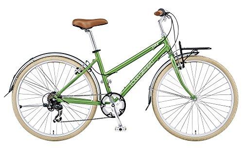 LOUIS GARNEAU(ルイガノ) LOUIS GARNEAU(ルイガノ) LGS-TR2 2015年モデル クロスバイク マットグリーン/470mm 15LG-T2-04