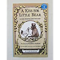 【A KISS FOR LITTLE BEAR (だいじなとどけもの) <AN I CAN READ BOOK>】 MAURICE SENDAK (モーリス・センダック) 中古洋書絵本 <1996年>