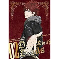 Dance with Devils DVD 2 *初回生産限定盤