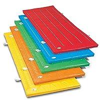 屋外・屋内 体操マット ターポリン カラーマット SGマーク付 90 × 180 × 厚5 cm (グリーン)