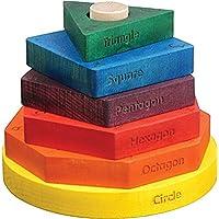 形状Stackerで虹色 – Made in USA