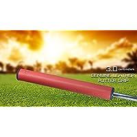手作り最高級レザーゴルフパター交換grip- Midsize 3.0スリムフィット
