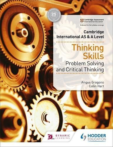 Cambridge International AS & A Level Thinking Skills (Cambridge International As/a) (English Edition)