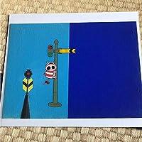 タイムボカンシリーズ ゼンダマン エンディングに使用されたセル画