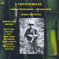 Vietnam Blues Combat Tested Blues for Peace [DVD] [Import]