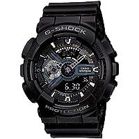 Casio G-Shock Analogue/Digital Mens Military Black Watch GA-110-1B