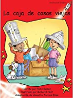 La caja de cosas viejas /The Junk Box (Red Rocket Readers)