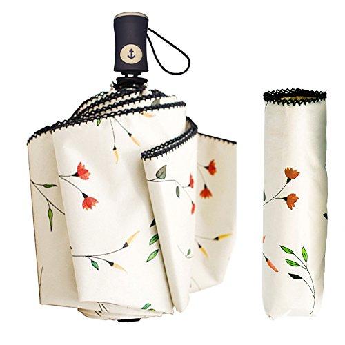 折りたたみ傘 Vinker 改良版 超軽量グラスファイバー 8本骨 晴雨兼用 折り畳み傘 UVカット 紫外線遮蔽率99%日傘