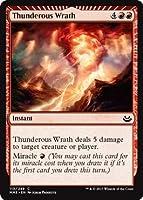 Thunderous Wrath - Foil - Modern Masters 2017