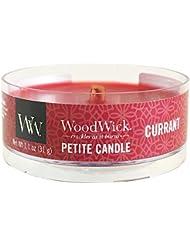 WoodWick(ウッドウィック) プチキャンドル 「 カラント 」(WW9030520)