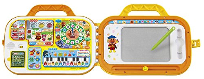 アンパンマン お絵かき ピアノ 知育いっぱい! ようちえんバッグ
