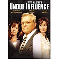 Steve Martin's: Undue Influence [DVD] [Import]