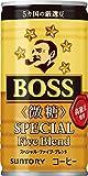 サントリー コーヒー ボス スペシャルファイブブレンド 微糖 185g ×30本