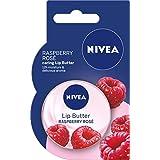 NIVEA Raspberry Rose Lip Butter, 16.7g