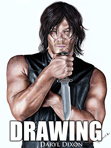 Drawing Daryl Dixon