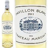 パヴィヨン・ブラン・デュ・シャトー・マルゴー[2011] 白ワイン/辛口/フルボディ [750ml]