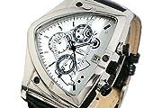 COGU コグ アシンメトリー 腕時計 C43-WH ホワイト