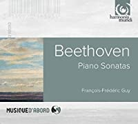 Beethoven: Piano Sonatas 29-30 by Francois-Frederic Guy