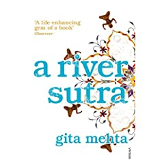 the concept of spiritual enlightenment in a river sutra a novel by gita mehta A river sutra by gita mehta with imaginative lushness and narrative elan, mehta provides a novel that combines indian storytelling with thoroughly modern perceptions into the nature of love--love both carnal and sublime, treacherous and redeeming.