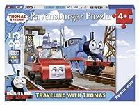 Ravensburger Thomas & Friends: Traveling with Thomas - Puzzle (35-Piece) [並行輸入品]