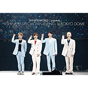 SHINee WORLD J presents ~SHINee Special Fan Event~ in TOKYO DOME [DVD]