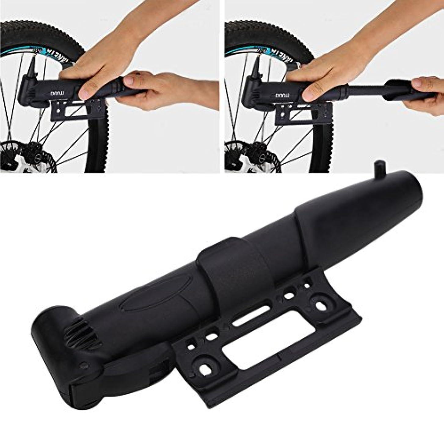 バイアス学ぶ座標Auntwhale 多機能ポータブル自転車空気ポンプ インフレータタイヤタイヤボール MTB BMXマウンテンロードバイクサイクリング用 ( 1個 )