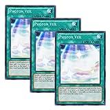 ★ 3枚セット ★遊戯王 英語版 AP02-EN023 Photon Veil フォトン・ベール (ノーマル)