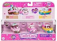 Cutie Car Spk Season 1 Bumper Bakery 3 Pack [並行輸入品]