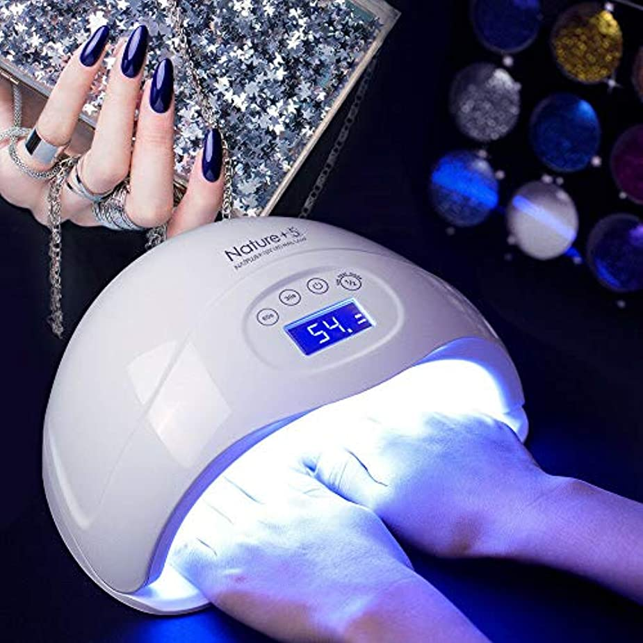 ギャップ解説まで釘のゲルランプLEDのドライヤー48W紫外線ゲルの理性的な誘導の軽量の携帯用機械家の使用および美容院