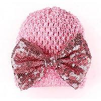 赤ちゃんヘアアクセサリーcocomarket帽子ビーニーwith Bowknot Hat