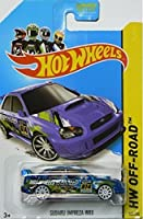 Hot Wheels 2014 Road Rally Hw Off-Road Subaru Impreza WRX 108/250 [並行輸入品]