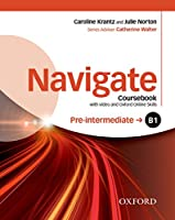 Navigate: Pre-intermediate B1: Coursebook with DVD and Oxford Online Skills