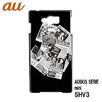 アクオス AQUOS SERIE mini SHV31 SHV31 スマホケース カバー コラージュ 5-038
