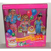 バービー バースデー Fun at McDonald's - A party Stacie Todd (1993) 131002fnp [並行輸入品]