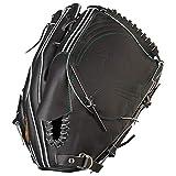 アシックス(asics) 野球 軟式用 ダルビッシュ選手モデル グローブ 投手用 グラブ サイズ8 ブラック 3121A512 ブラック サイズ10(31.0cm)