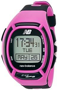 [ニューバランス]new balance 腕時計 EX2 906 GPS機能搭載 for windows ランニングウォッチ EX2-906-101  【正規輸入品】