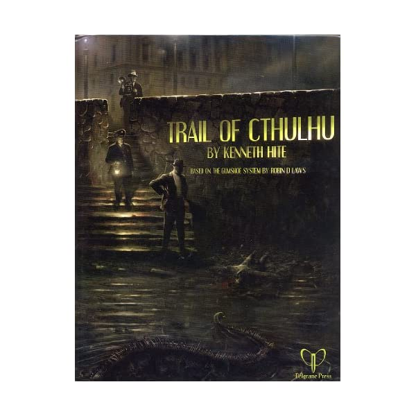 Trail of Cthulhu RPGの紹介画像1