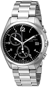 [ハミルトン]HAMILTON 腕時計 KHAKI PILOT PIONEER CHRONO(カーキ パイロット パイロット クロノ) H76512133 メンズ 【正規輸入品】