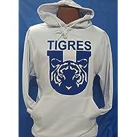 新しい。Club Deportivo Tigres UANL Hoodie Liga MX。スモールサイズ。