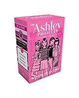 The Ashley Project Complete Collection -- Books 1-4: The Ashley Project; Social Order; Birthday Vicious; Popularity Takeover