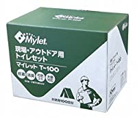 現場トイレ消耗品/マイレットT-100 【803008】