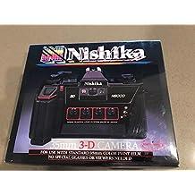 Nishika N8000 35mm 3-D Camera Quadra Lens System