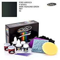 FORD AMERICA タッチアップペイントシステム 小さい剥がれとすり傷塗装用 Fシリーズ COLOR N DRIVE BASIC PACK C044747BSC