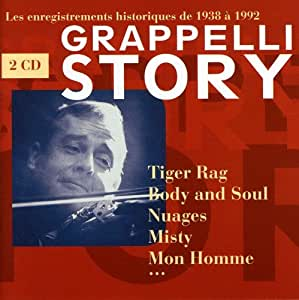 Grappelli Story .Best of
