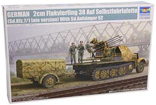 1/35 ドイツ軍 8tハーフトラック フライクーゲル 後期型