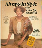 Always in Style With Color Me Beautiful: Your Shape, Youre Style!